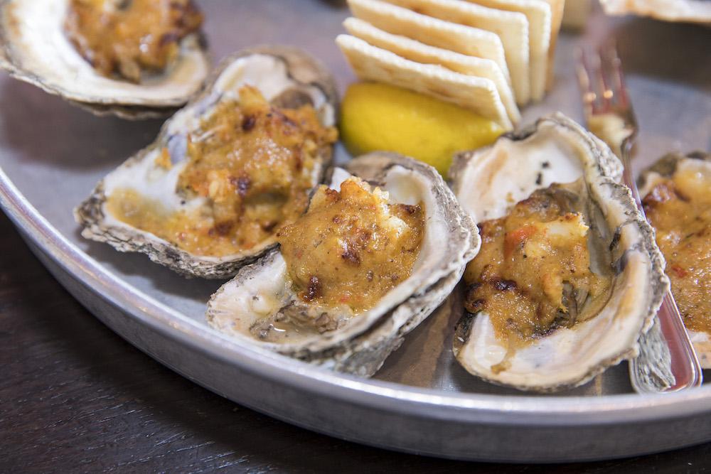 Boshamps | Seafood & Oyster House