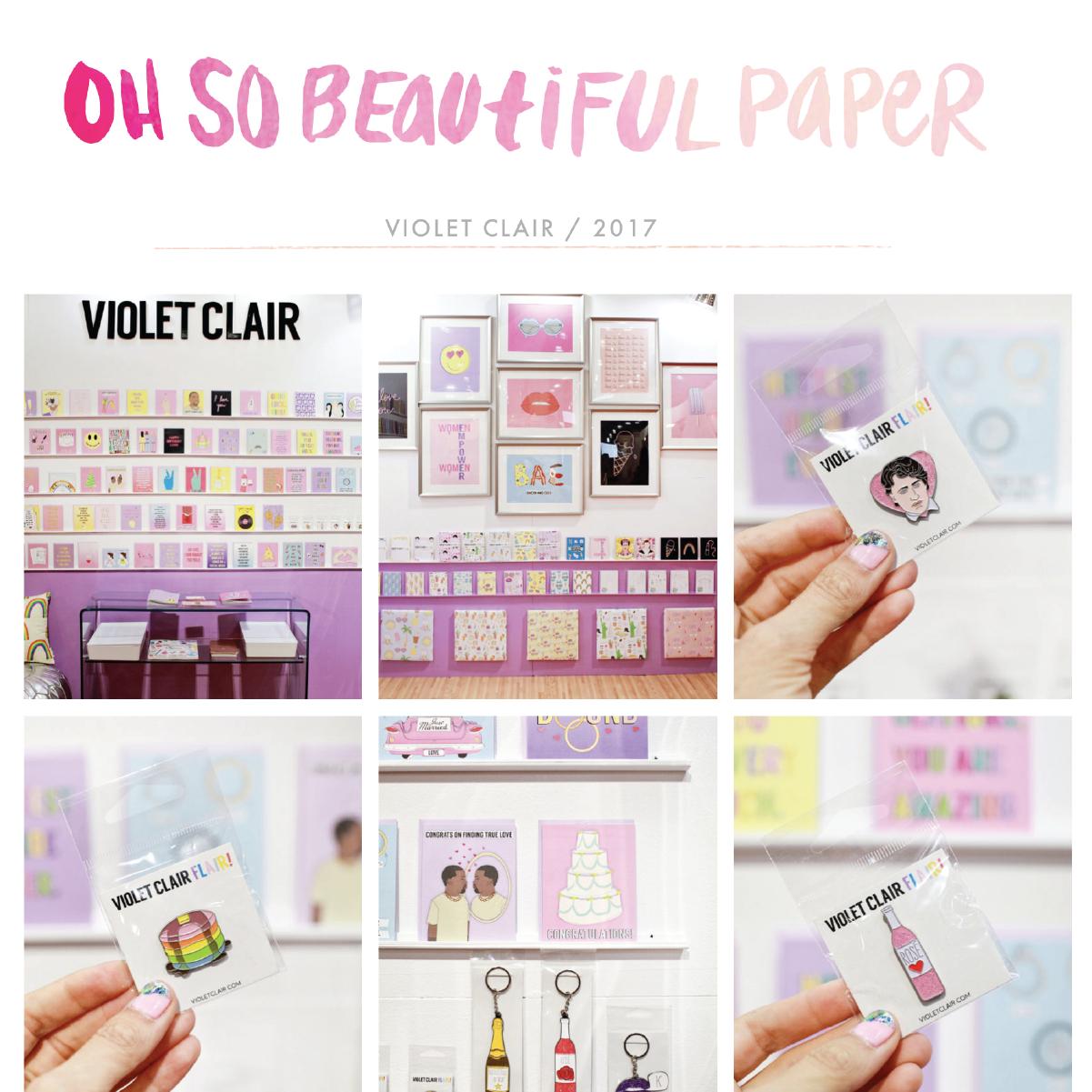 Oh So Beautiful Paper