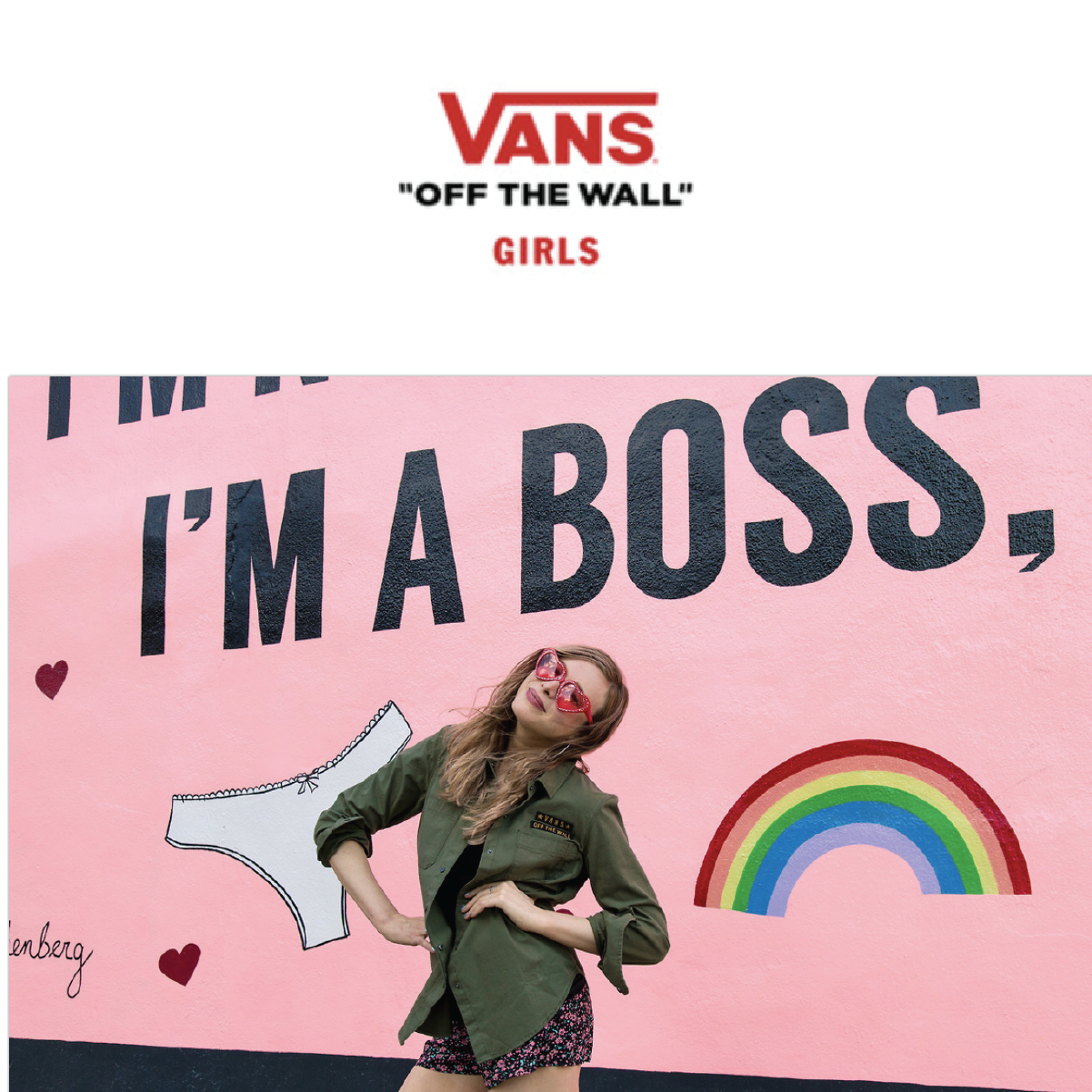 Vans Girls Blog