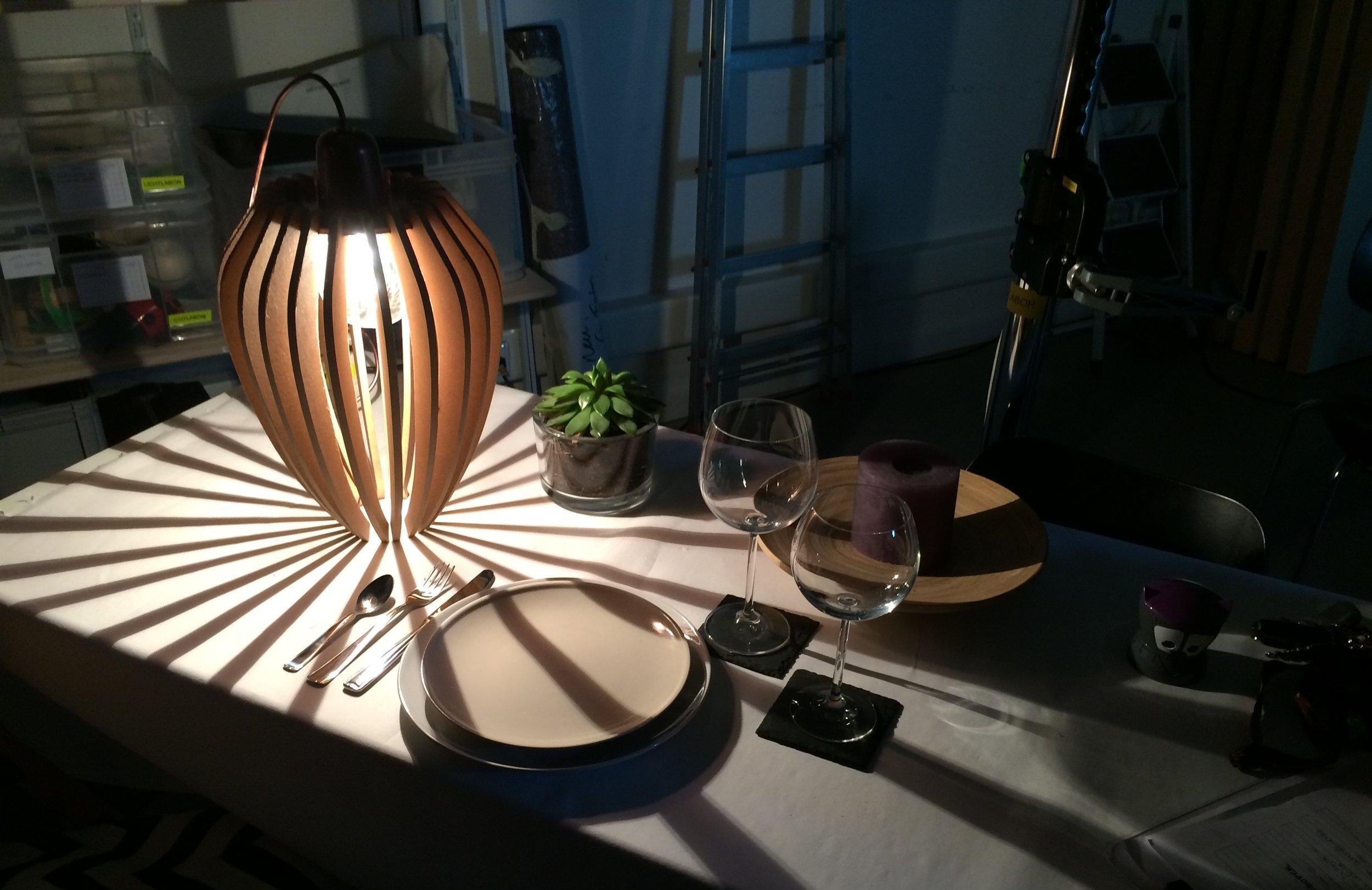Scandi Lamp // Lichtdesign