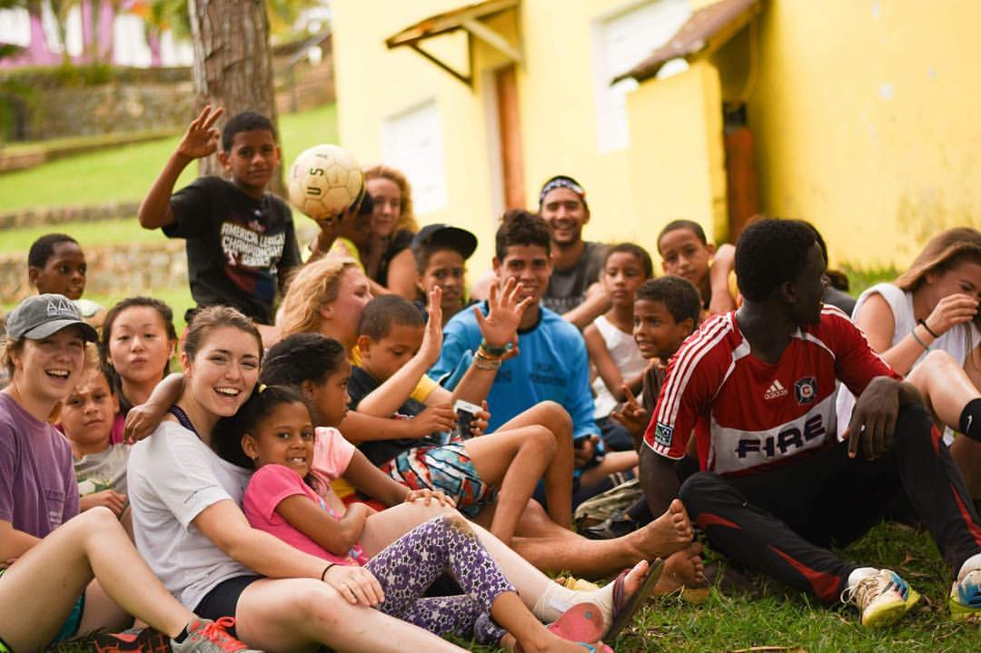 Join a Service Team! - Click the button below to apply to one of our trips!