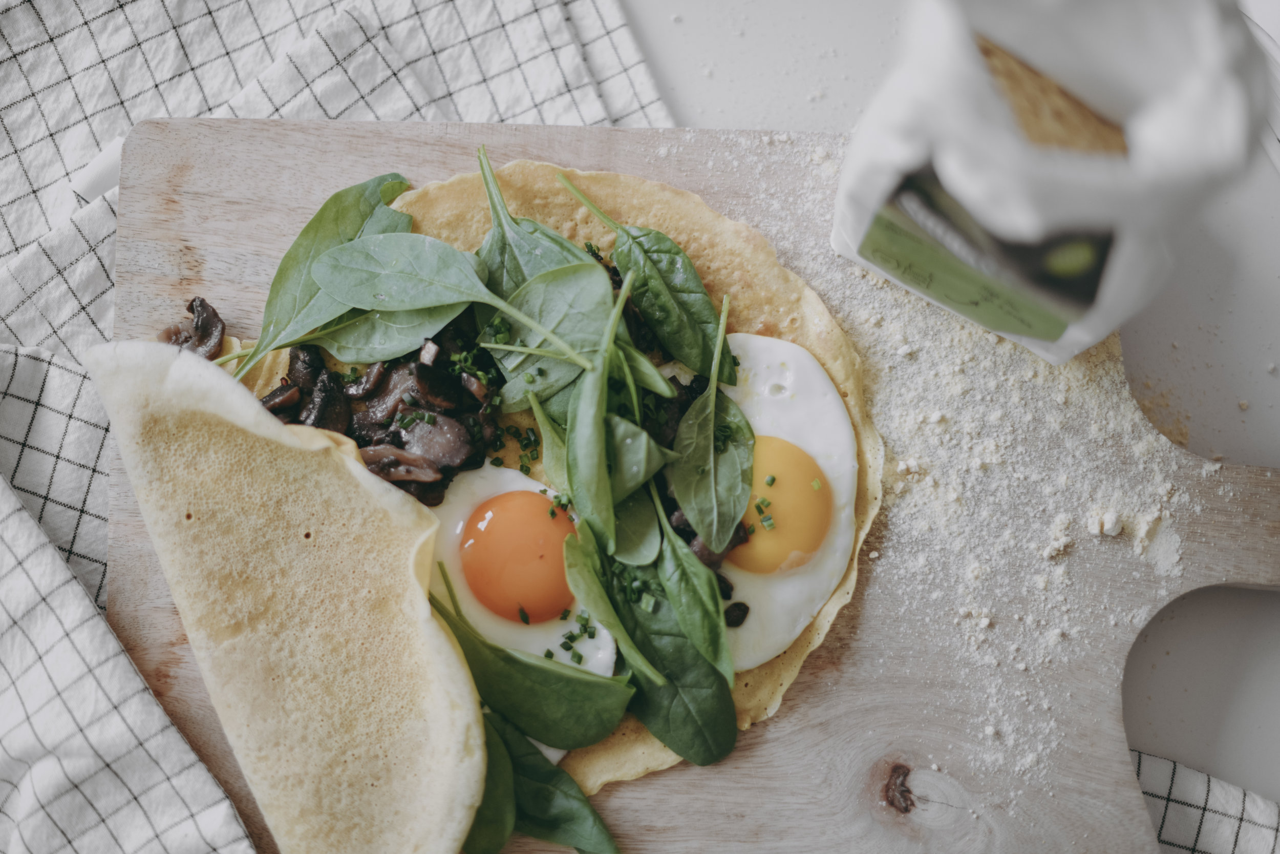 chickpea-crepes