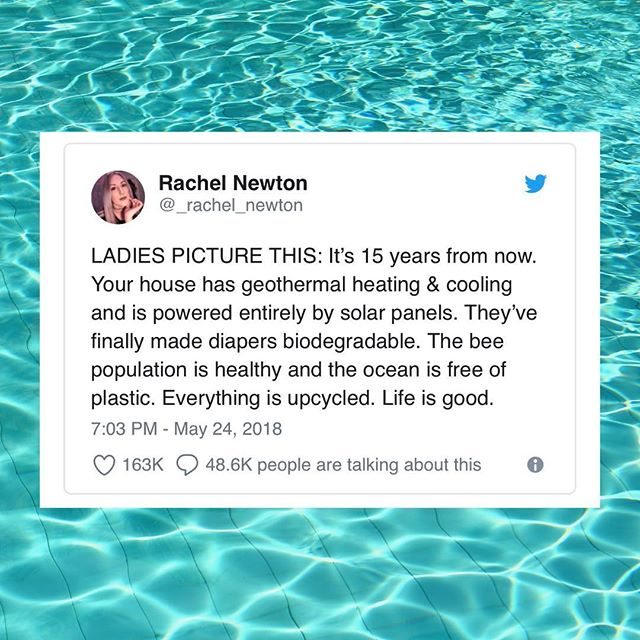 Well wouldn't that just be swell? 🌊☀️ • • • #textpost #twitterquotes #truth