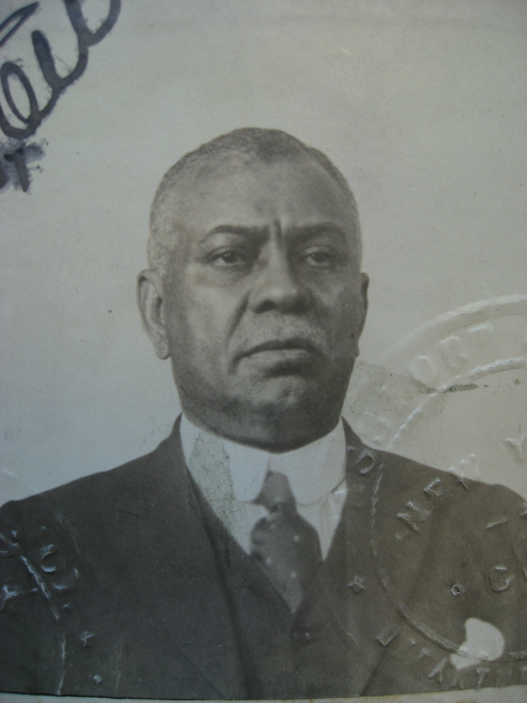 Passport Photo, 1919
