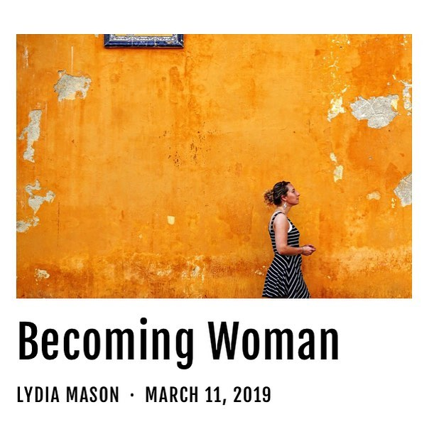 """""""Our womanhood is too often defined by others, rather than our own perception."""" New blog post up on our website! The link is in our bio"""