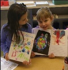 AUMSVILLE ARTISTS IN SCHOOL GIRLS.jpg
