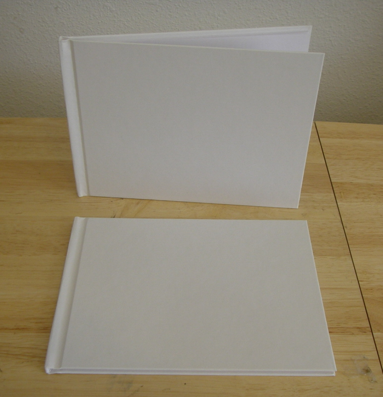 HARD COVER BLANK AND LINED BOOKS IN MANY STYLES!