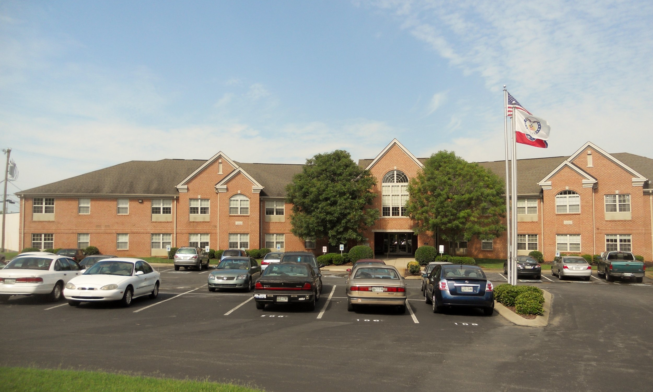 AHEPA 343 Senior Apartments - 121 Mason CircleLa Vergne, TN 37086(615) 793-4272TTY: (800) 848-0298 or 711info@ahepahousing.org