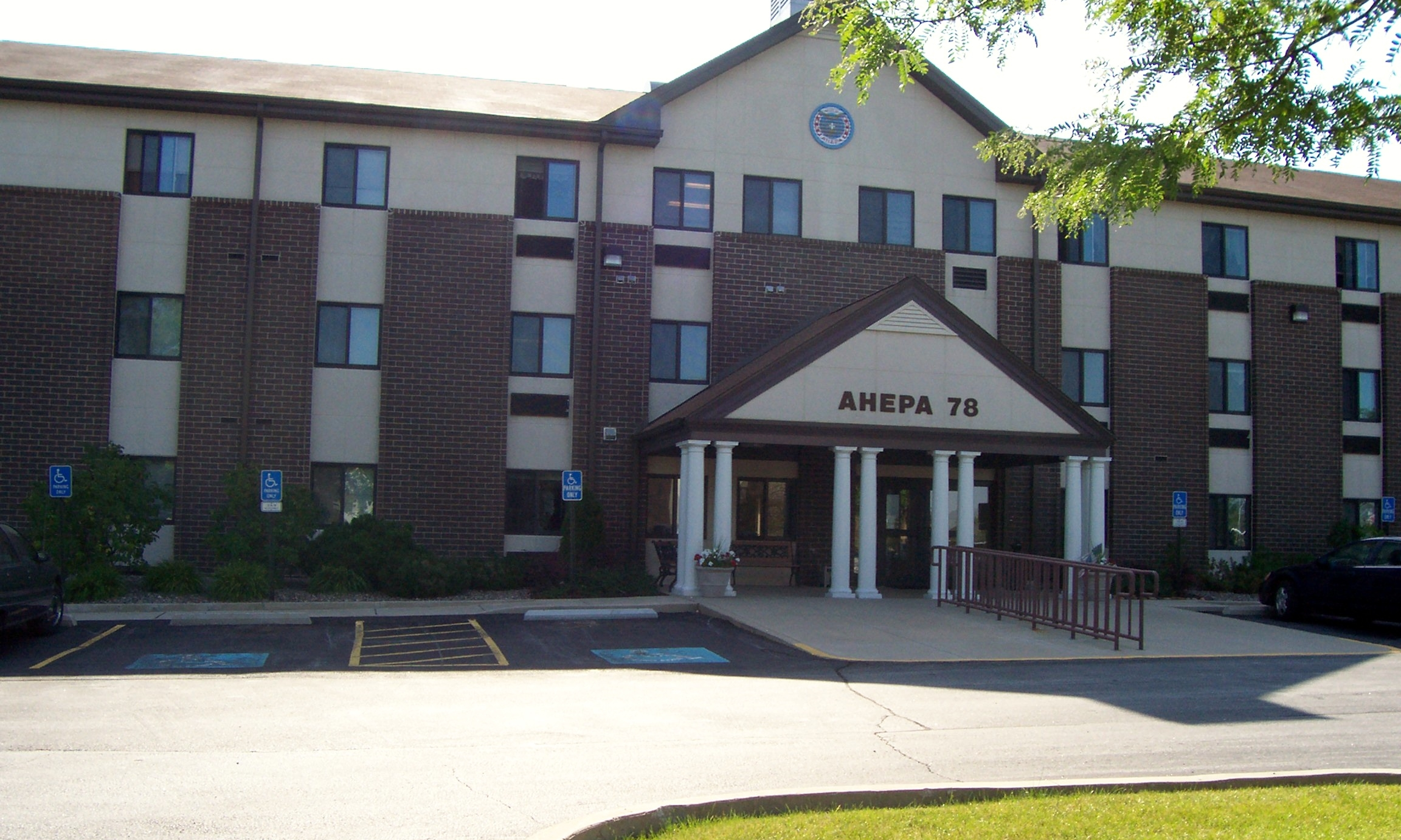 AHEPA 78 IV Senior Apartments - 1950 W. 79th PlaceMerrillville, IN 46410(219) 769-9900 TTY: (800) 325-2223 or 711 (English)TTY: (800) 743-4869 or 711 (Español)info@ahepahousing.org