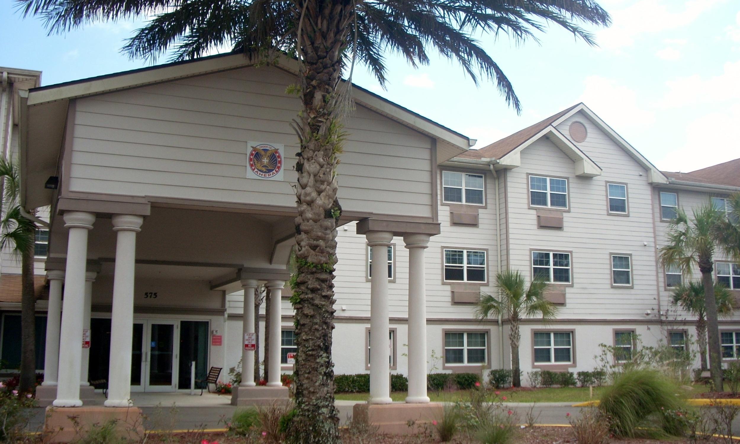 AHEPA 410 Senior Apartments - 575 N. Williamson Blvd.Daytona Beach, FL 32114(386) 258-6100TTY: (800) 955-8771 or 711 (English)TTY: (877) 955-8773 or 711 (Español)info@ahepahousing.org