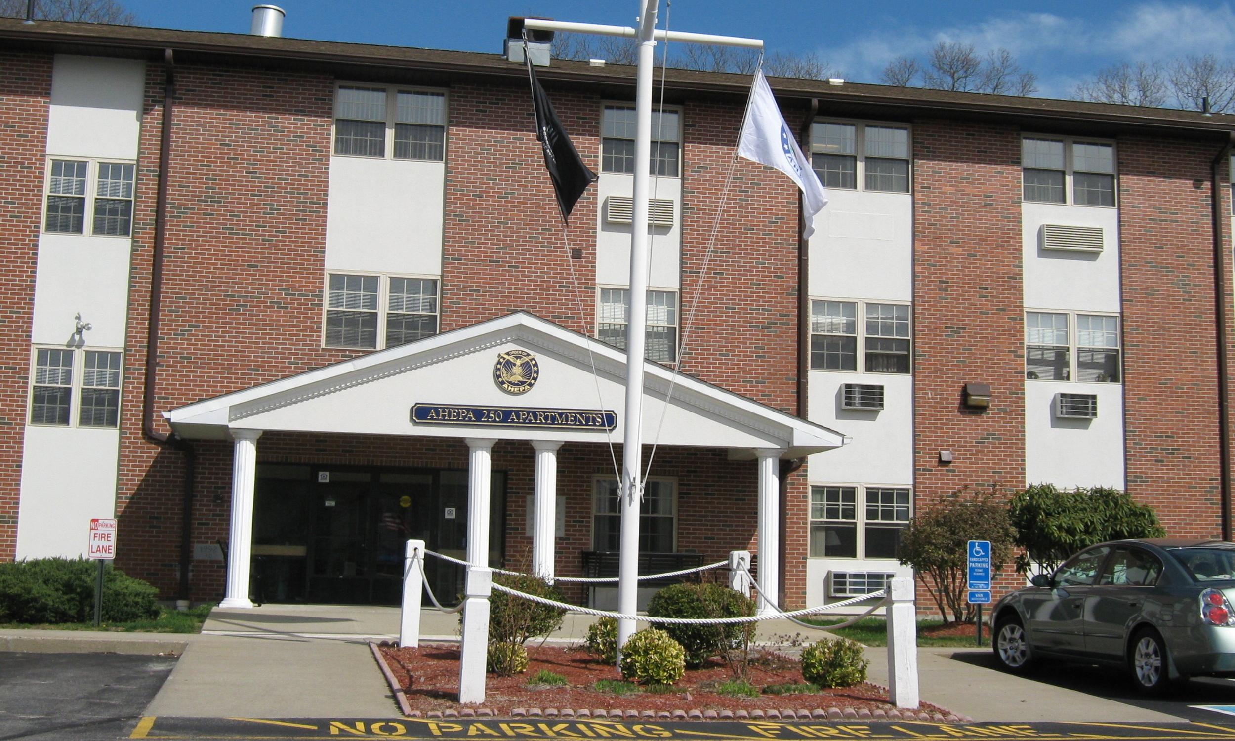 AHEPA 250 Senior Apartments - 267 Roxbury RoadNiantic, CT 06357(860) 691-1129TTY: (800) 676-3777 or 711 (English)TTY: (800) 676-4290 or 711 (Español)info@ahepahousing.org