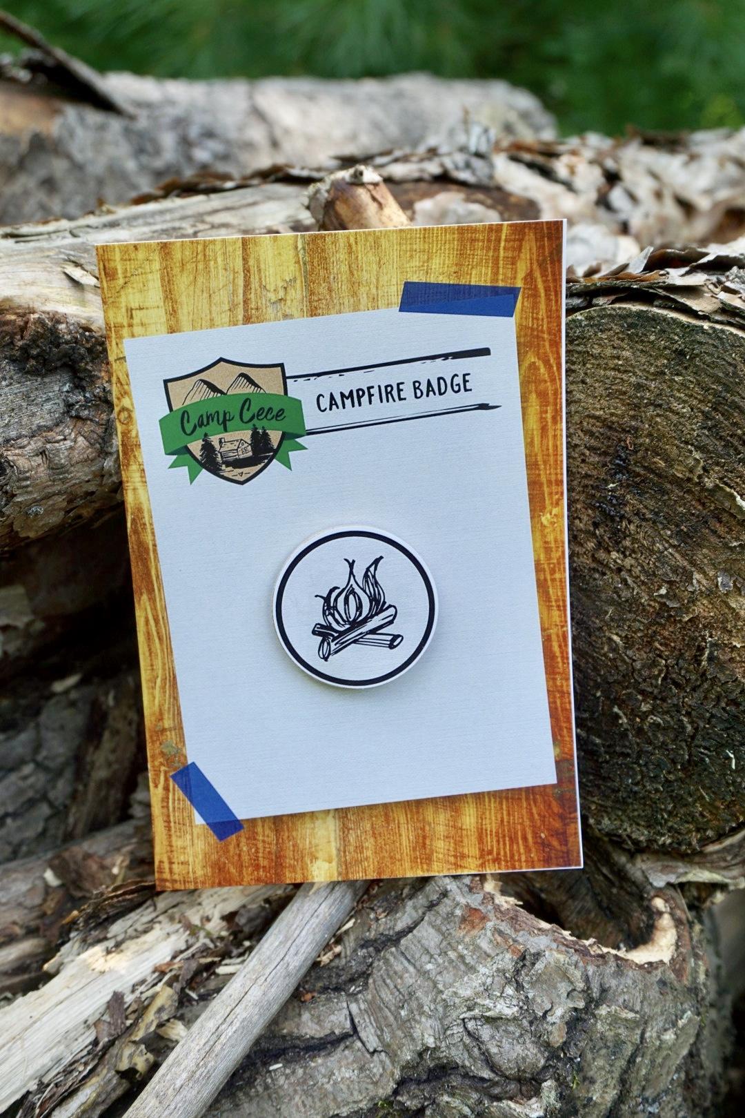 Campfire merit badge