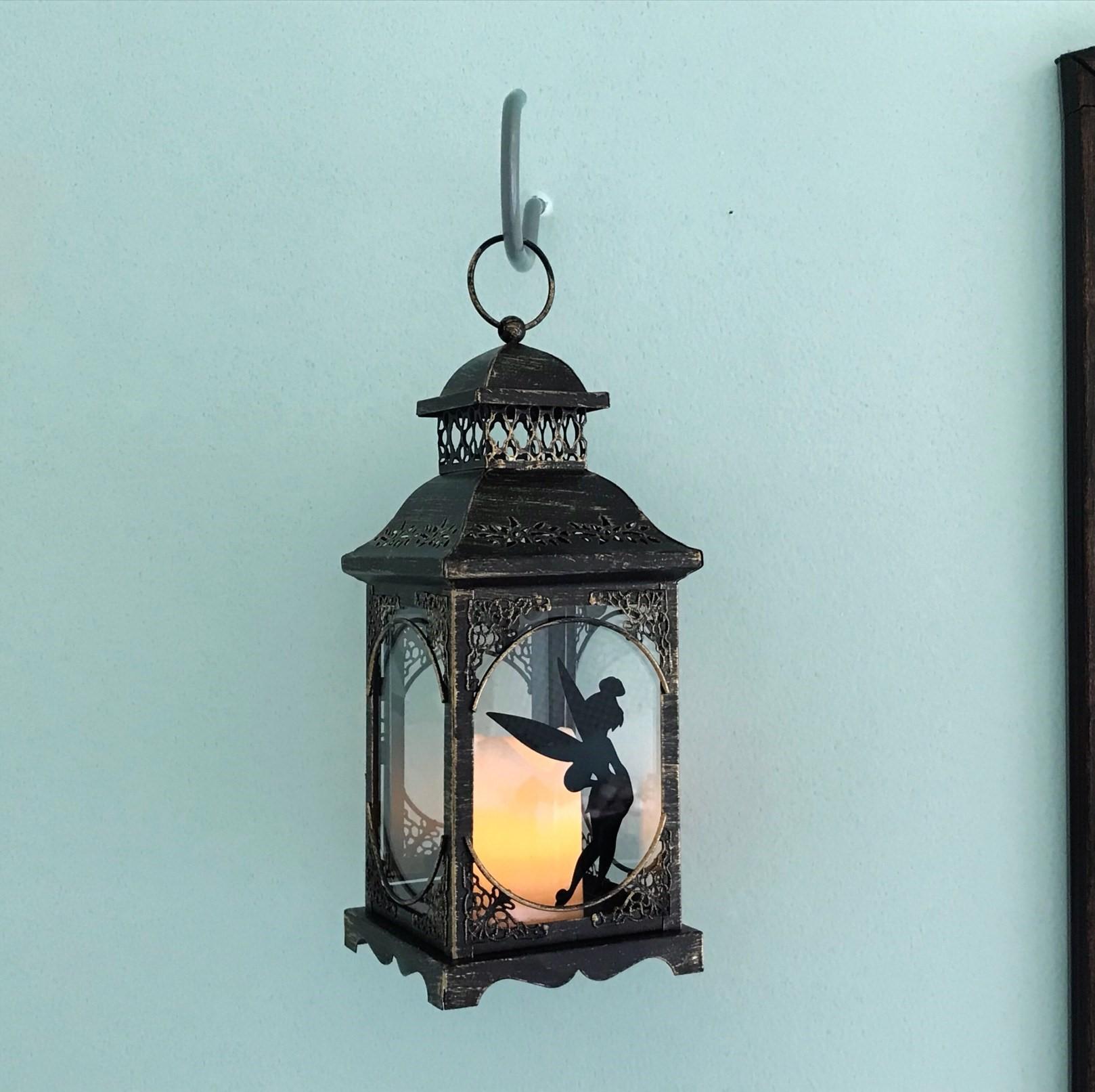 DIY Tinkerbell Lantern