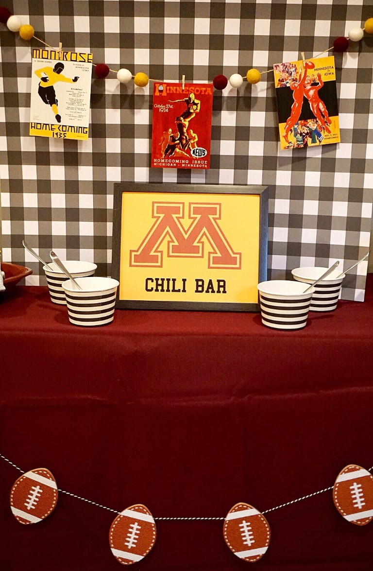 College game day hosting ideas