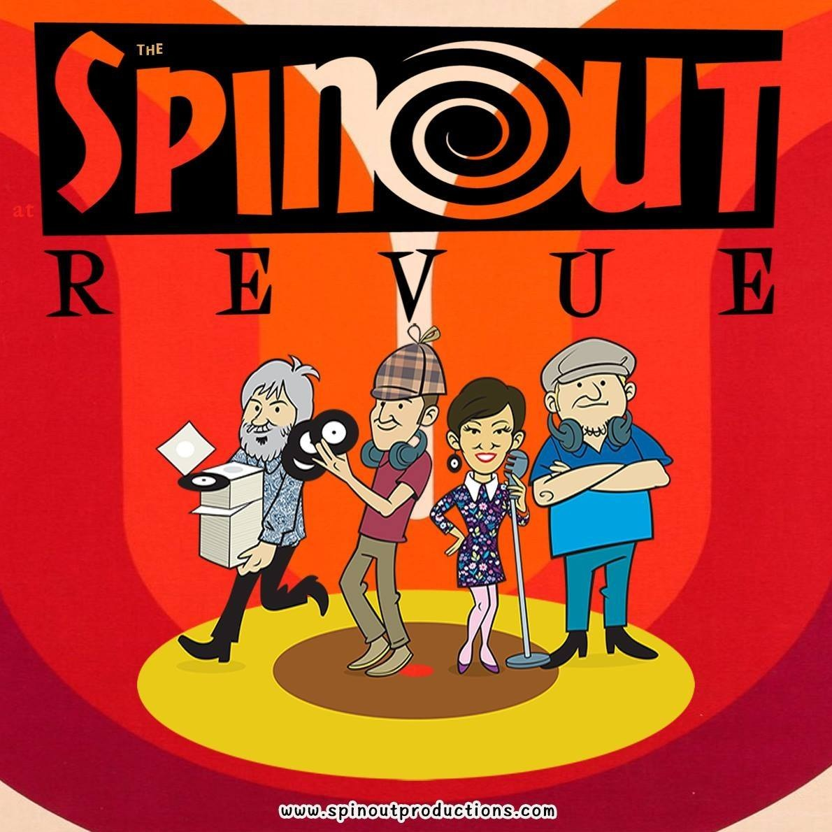 Spinout Revue Afterparty -