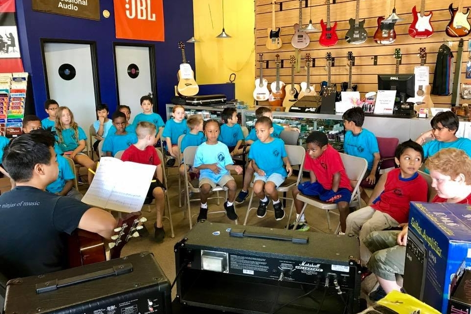 Get Music Lessons -