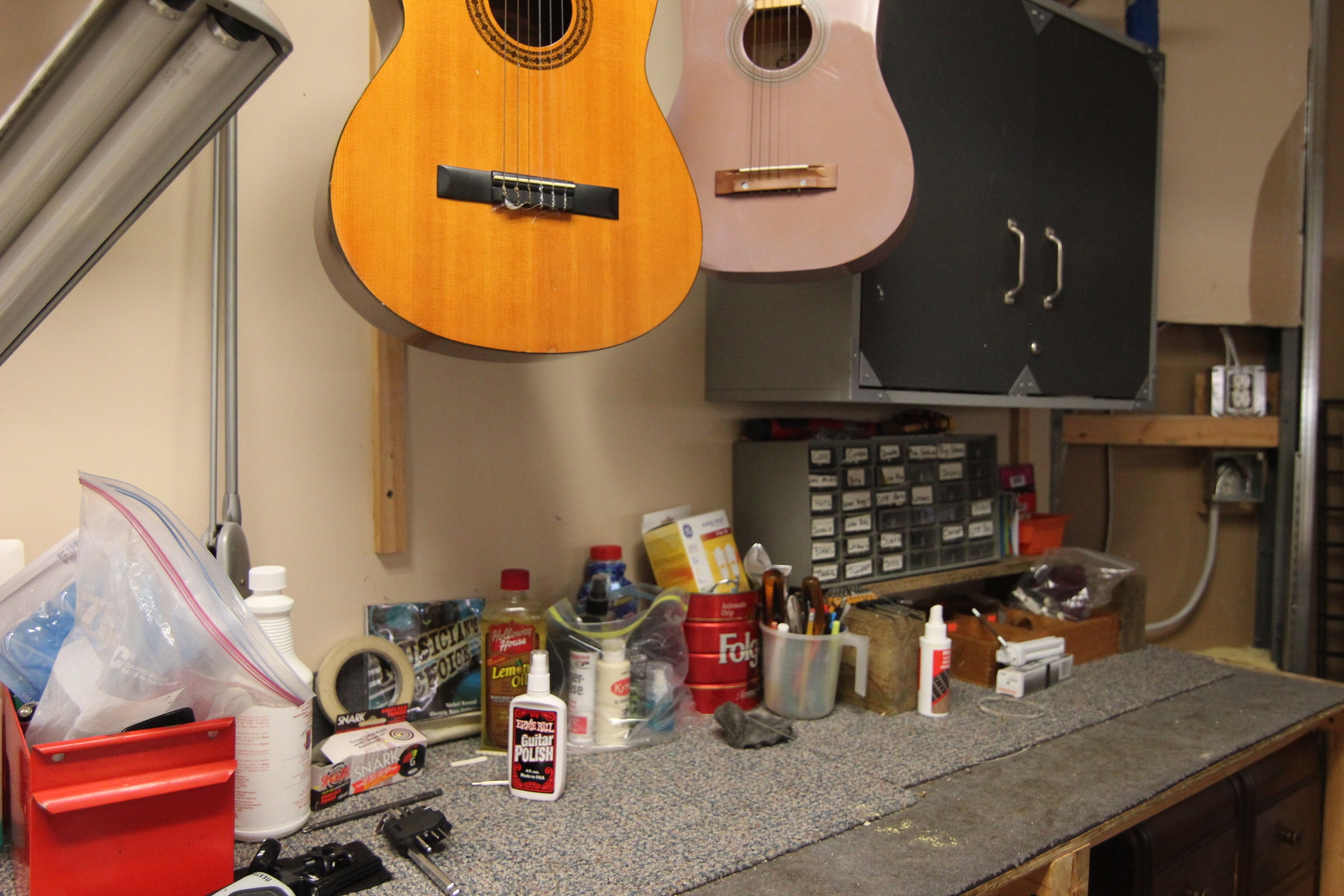 Repair Instruments -