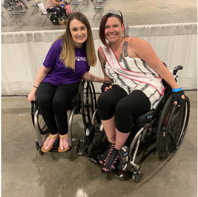 Me & Autumn at the Chicago Abilities Expo
