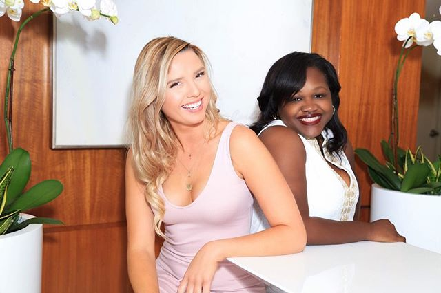 Meet our founders! (Right) @taniacjackson, CEO and (left) @hollyjnelson, CMO. Tania has a background in healthcare administration and has owned multiple successful small businesses within typically male-dominated industries. Holly has a background in Biology with a Concentration in Chemistry, app development, and marketing and has run her own consulting company. Together they started Novena Wellness - a multi-faceted health and wellness brand that brings natural products and services to people. They believe in the power of natural and toxic free beauty products and especially seek to promote products that have embedded health benefits such as CBD oil. They also wish to empower other women in this space by giving them a place to promote their brands and products.
