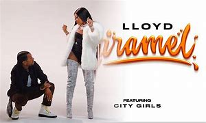 Caramel by lloyd ft Ctiy girls -