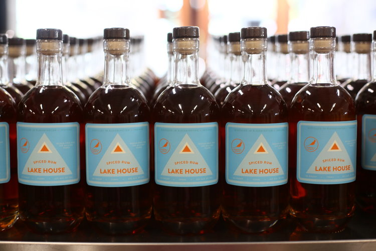 Around the Tastings: Cardinal Spirits — Sophisticated Living