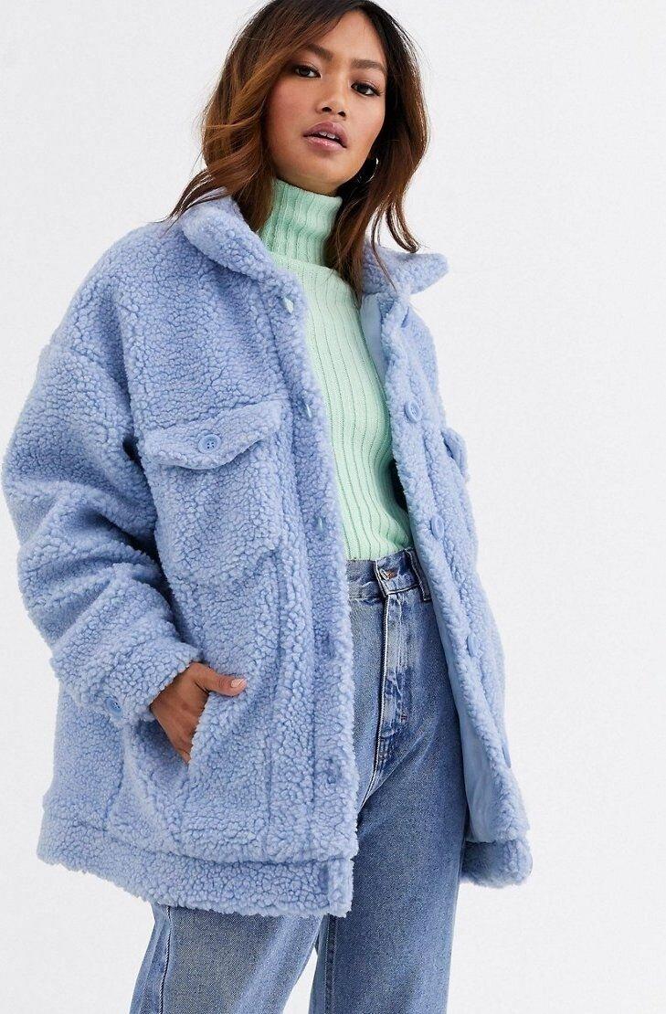 Daisy Street  Oversized Jacket ($84.00)
