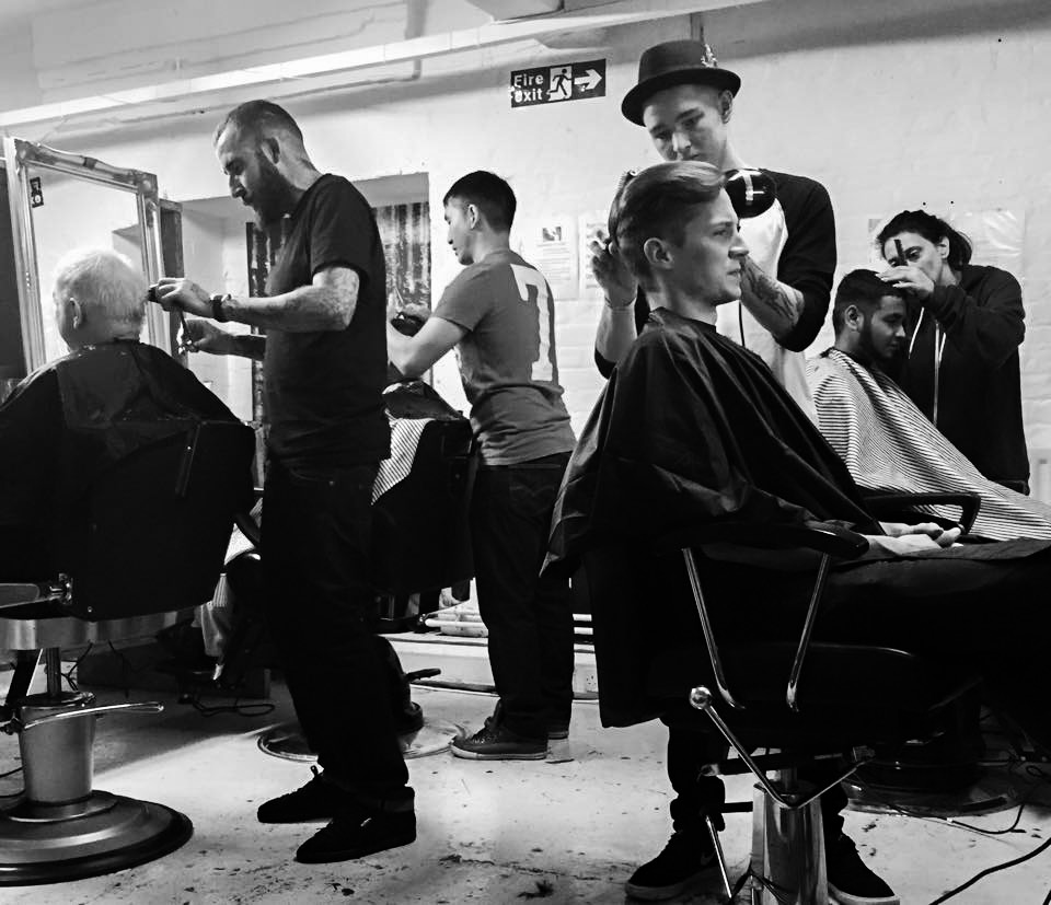 Always Free - Our barber students will do all they can to give the cut you want
