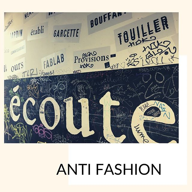 Retour sur ces deux jours Anti Fashion à Marseille : écouter, informer et s'informer, alerter, s'engager, prendre part, réfléchir, construire, développer… et remercier @stephaniecalvino et @lidewijedelkoort pour l'organisation et leur invitation pour présenter adapta ! . Meaning : opening the chakras (poke @sophiefontanel ) . . . #upcycledleather #leather #cuir #cuirnoble #matieredurable #highqualityleather #upsourced #circulareconomy #sustainability #nothinggoestowaste #virtuouscircle #highlight #creativity #fashion #slowfashion #rethinkingthesystem #openthechakras #conference