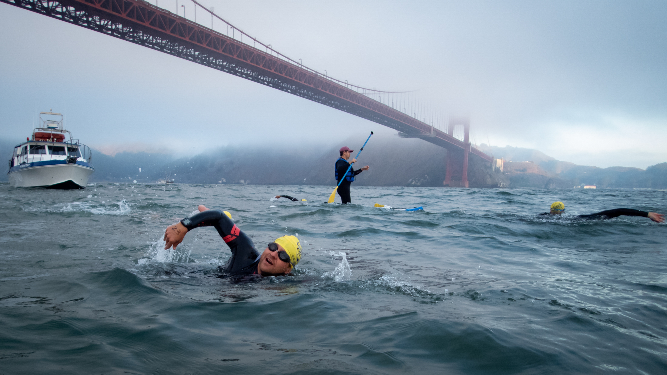 Bridge to Bridge Swim Odyssey