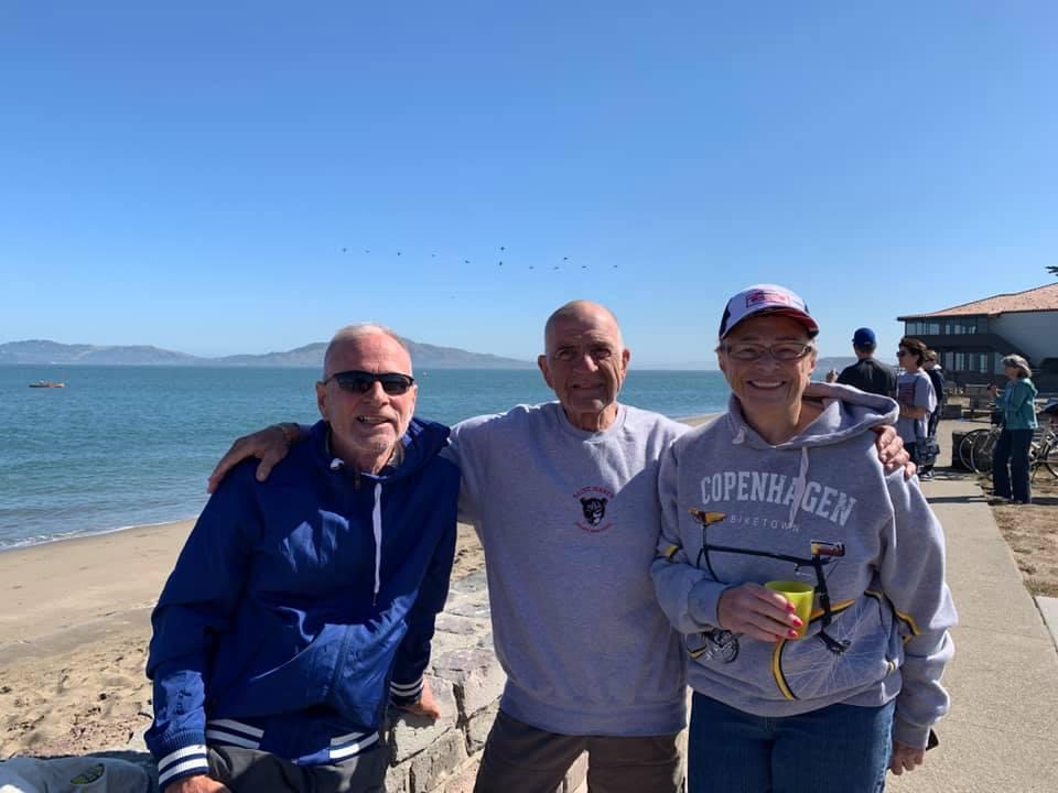Escape from Alcatraz Swim for Charity