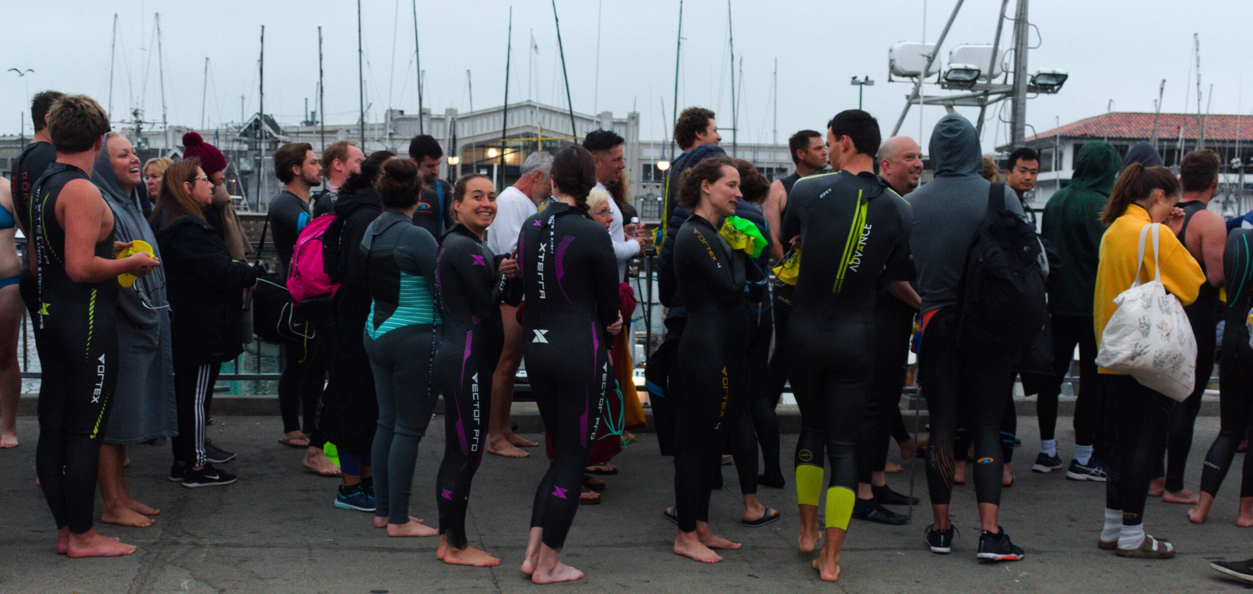 Getting Ready for the Swim Odyssey Open Water Swimming
