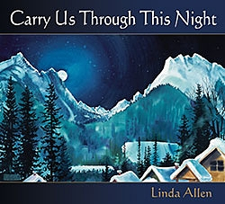 Carry Us Through the Night   Cover art by Kristen Gilje