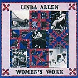 Women's Work    Cover art by Paddy Bruce