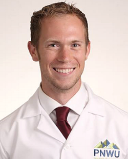 Our son Nathaniel, now a 3rd year medical school student.