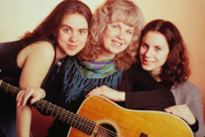 Jen and Kristin were in the studio with me from the earliest days, eventually adding their voices to many of my songs. They are extraordinary, talented women. I am so blessed to have them as daughters!