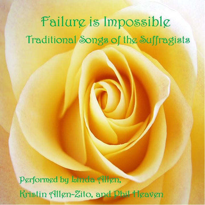 Failure if Impossible CD cover.jpg
