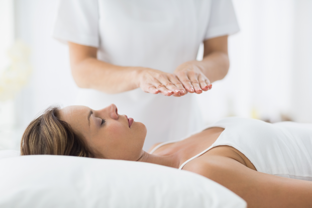 WHAT IS REIKI? - Pronounced