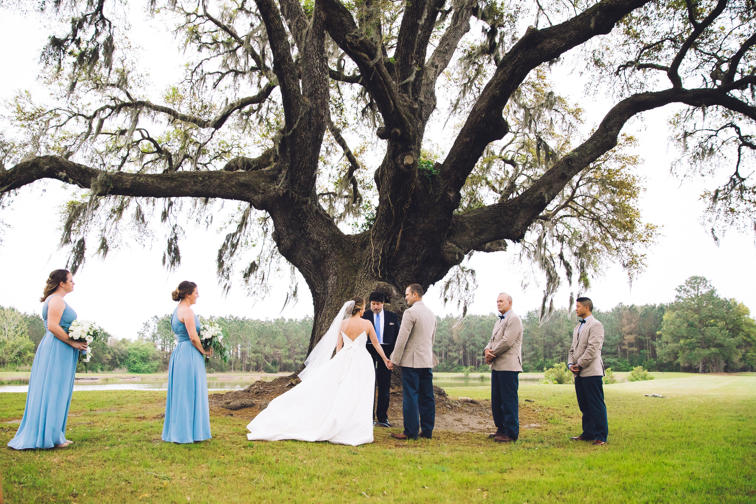 charleston dream wedding