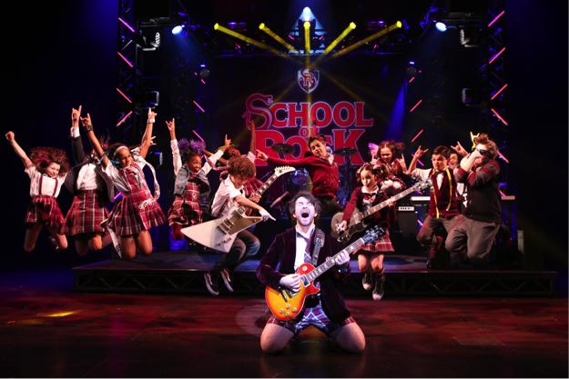(School of Rock, Bespoke Theatricals Client)