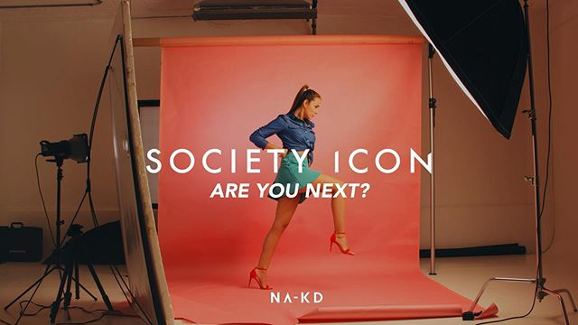 From the start, our belief has been that you're at the center of all communication.  Today, we have thousands of icons in our universe. icons who dream, create, collaborate and work with the brands they love.  icons who form their own future. The future is now in your hands.  Are you next?  #societyicon