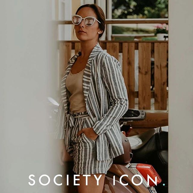 @mrsgrono is our ICON OF THE DAY! Martina is passionate about everything that regards social media. She loves to create amazing content💫 #societyicon #iconoftheday