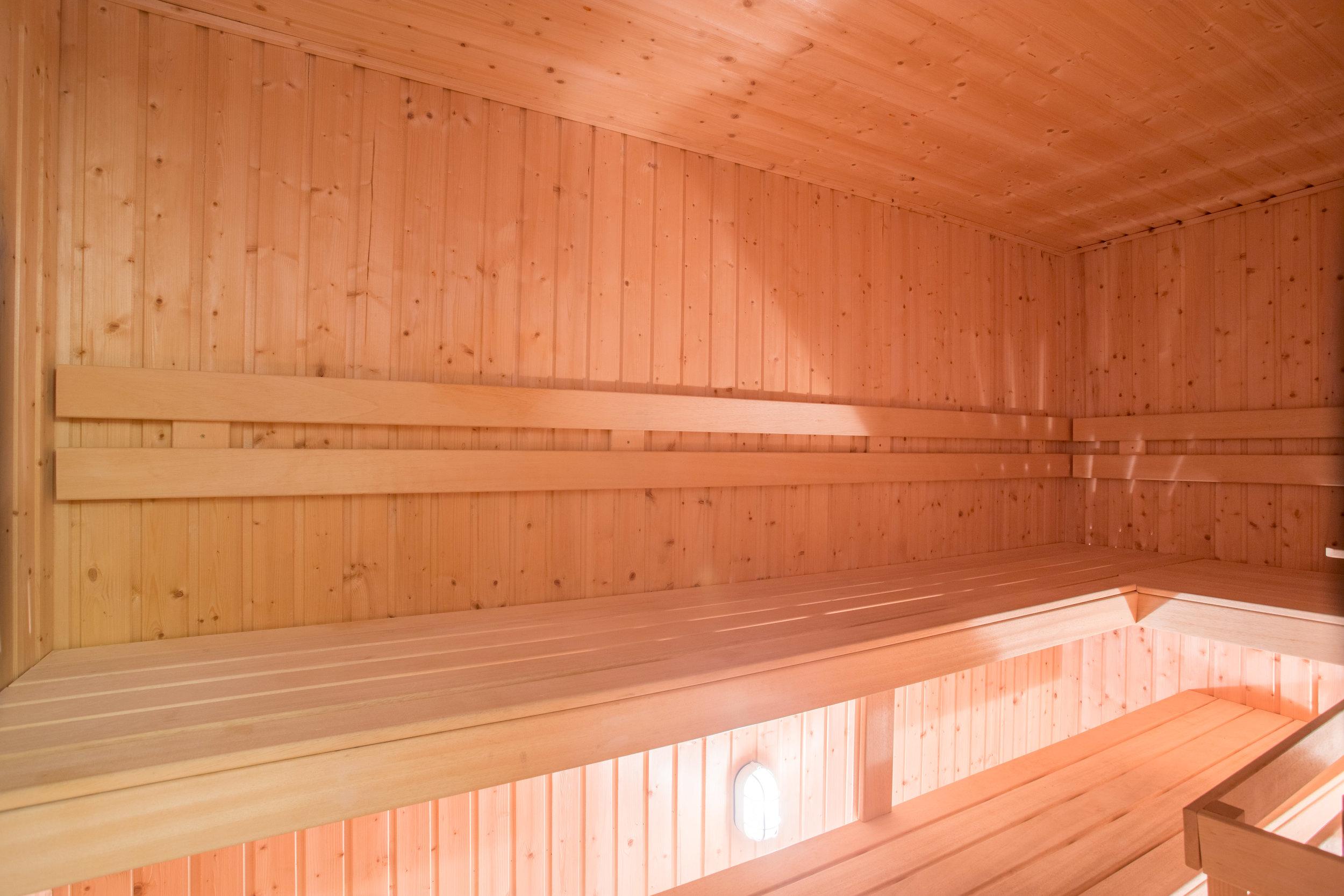Night Hawk Lane - Sauna