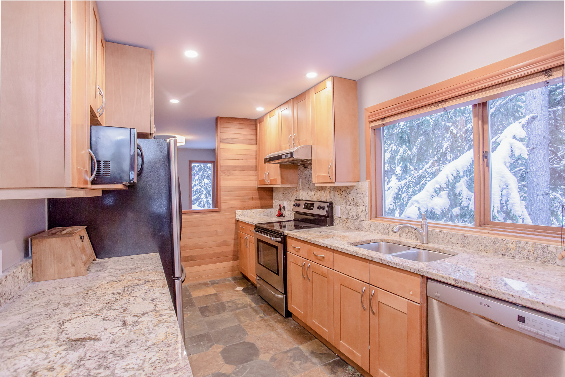 Copy of Aurora Lodge - Main Kitchen