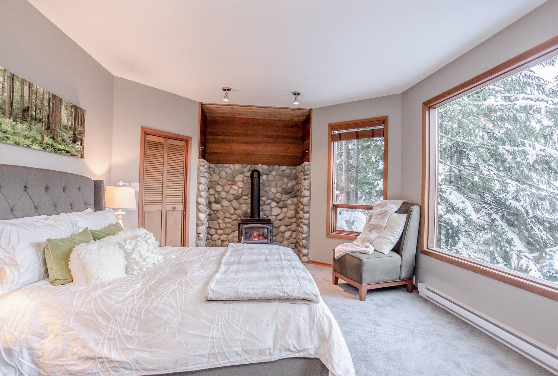 Aurora Lodge - Bedroom 7