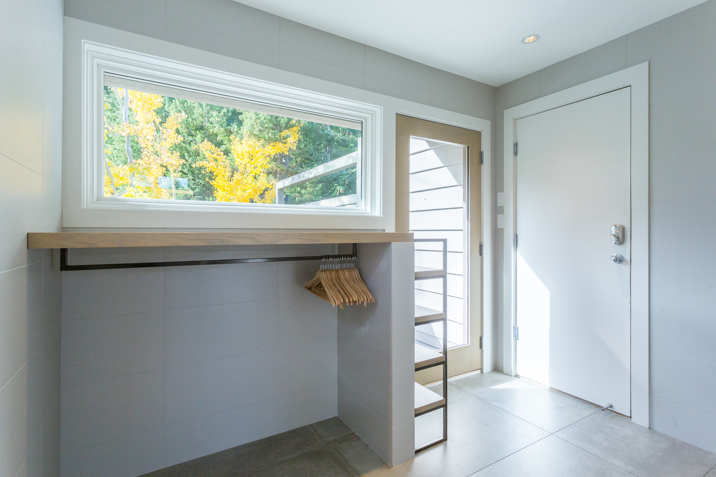 Night Hawk Lane - The mudroom for your boots and jackets