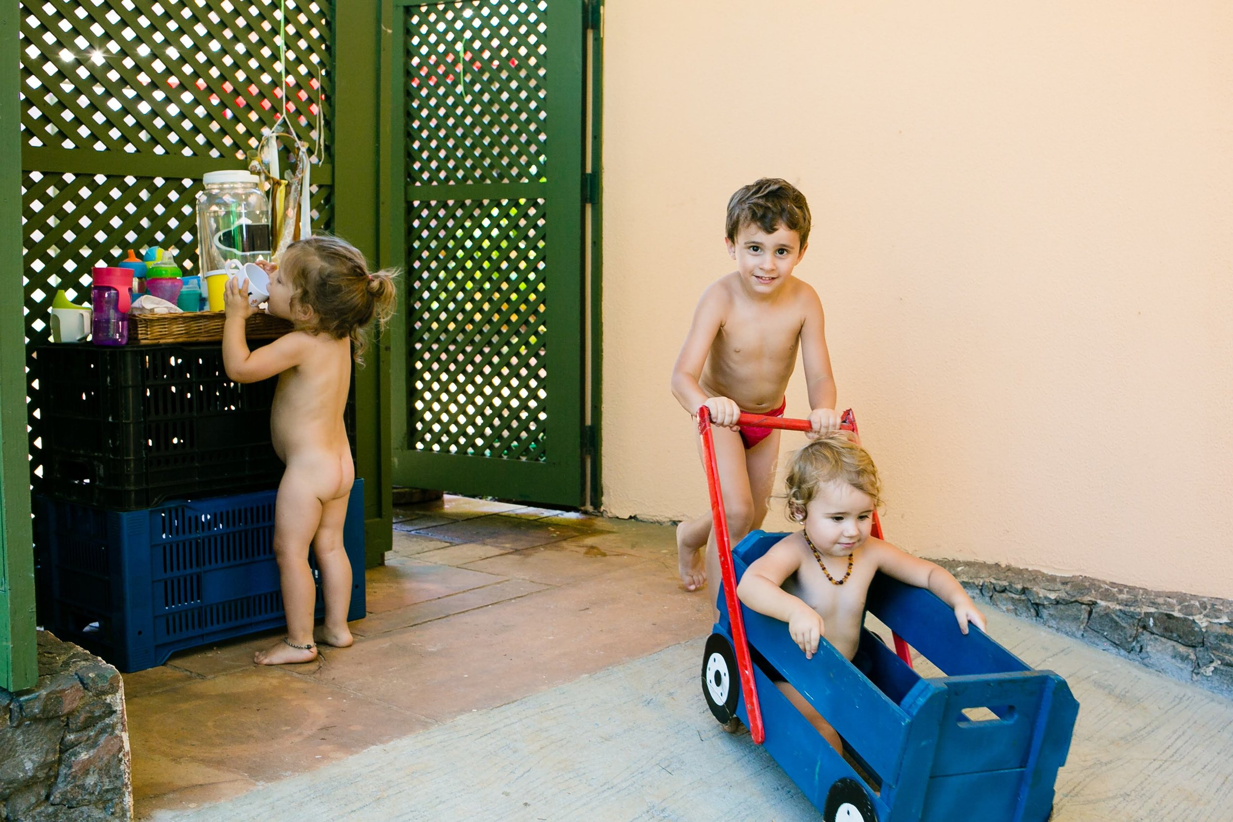 Espaço das Crianças -