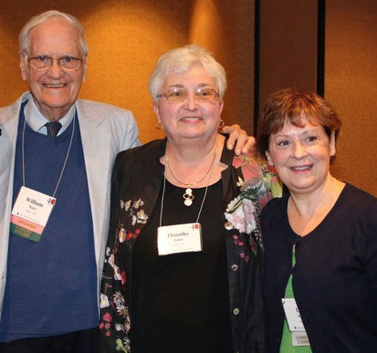 SAA CONFERENCE 2012 - Minneapolis, MNLynn McCall served as the SECE coordinator for the 2012 SAA conference with SECE speakers William Star and Dorothy Jones.