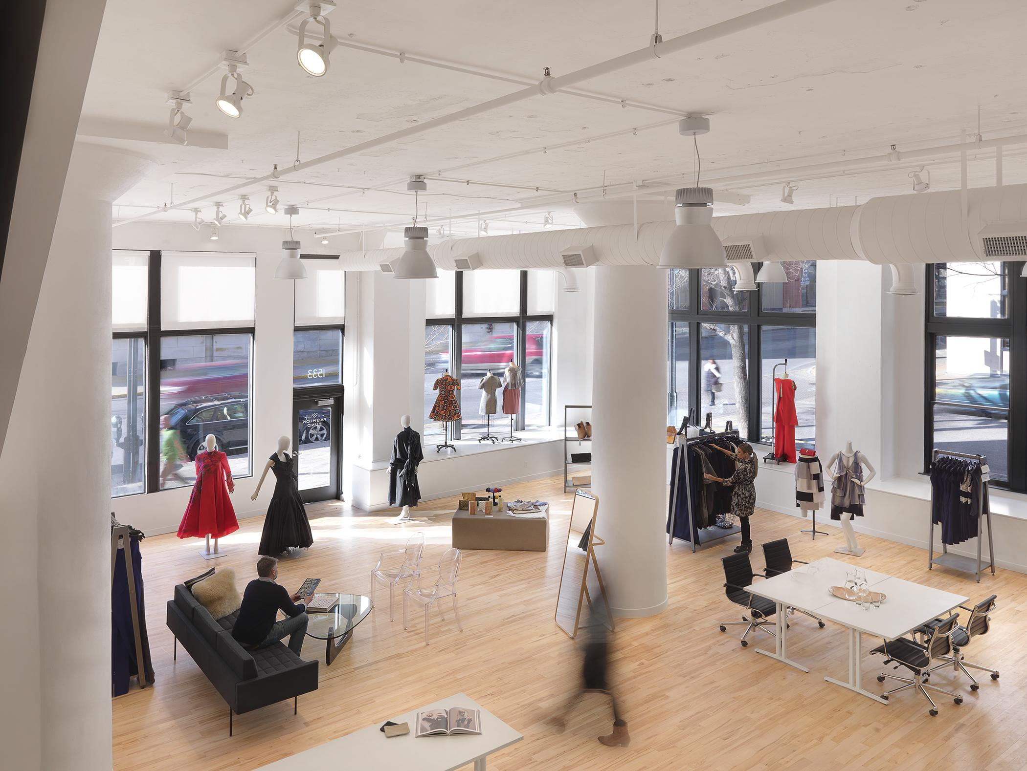 Saint Louis Fashion Incubator