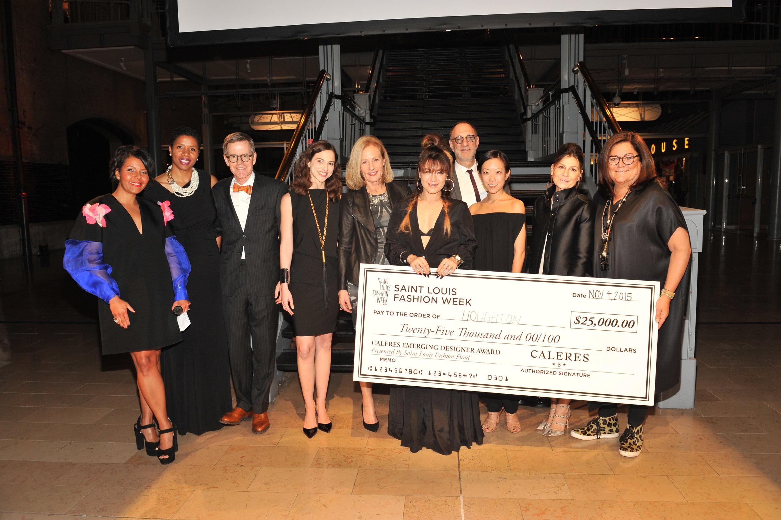 Caleres Emerging Designer Award - Saint Louis Fashion Fund