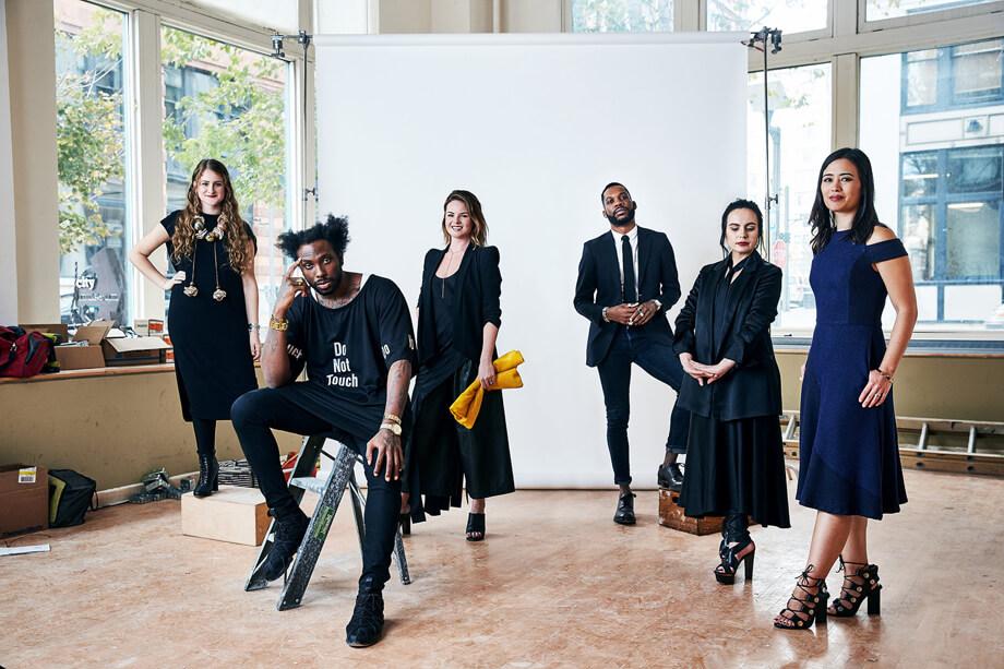 Saint Louis Fashion Incubator Inaugural Class